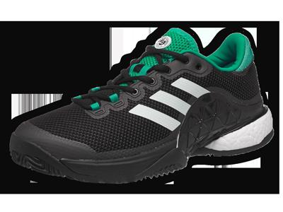 timeless design 6dfb8 4bb4c Testbericht von Christian Gratzer Adidas Barricade Boost Clay   TennisnetTests.com