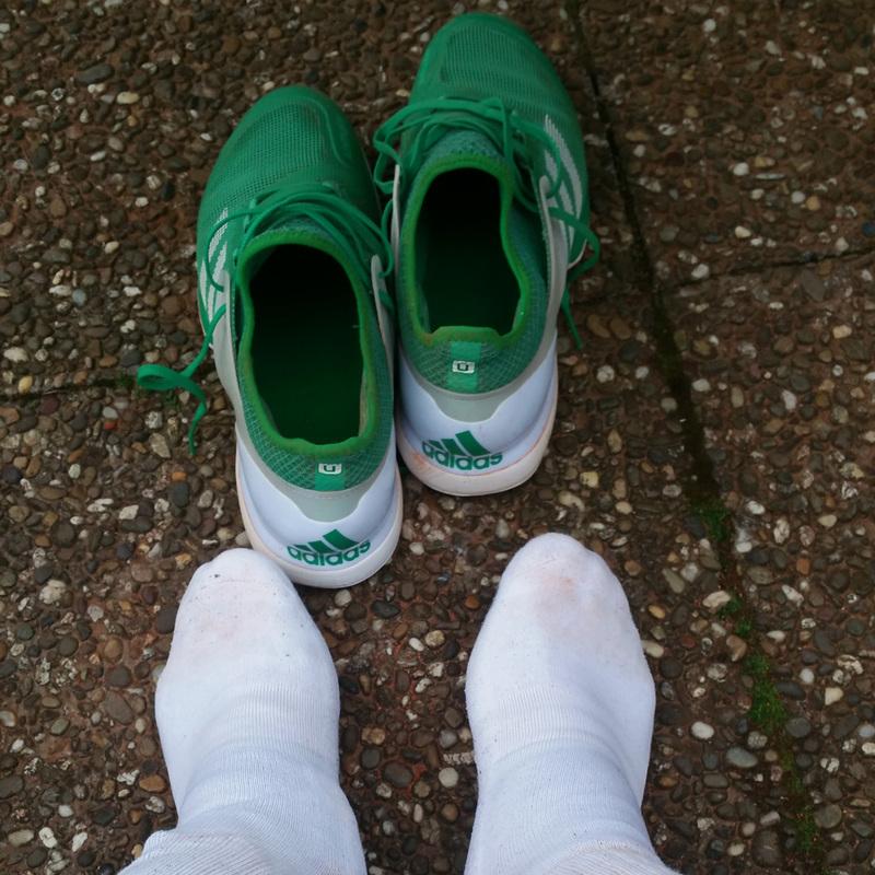 Testbericht von Werner Broch: Adidas adizero Ubersonic Clay